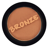 "ModelCo Pressed Bronzing Powder, """"Bronze Shimmer"""