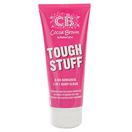 Cocoa Brown by Marissa Carter Tough Stuff - A No Nonsense 3in1 Body Scrub