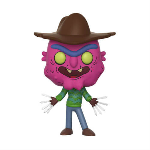 Rick and Morty Scary Terry Pop! Vinyl Figure