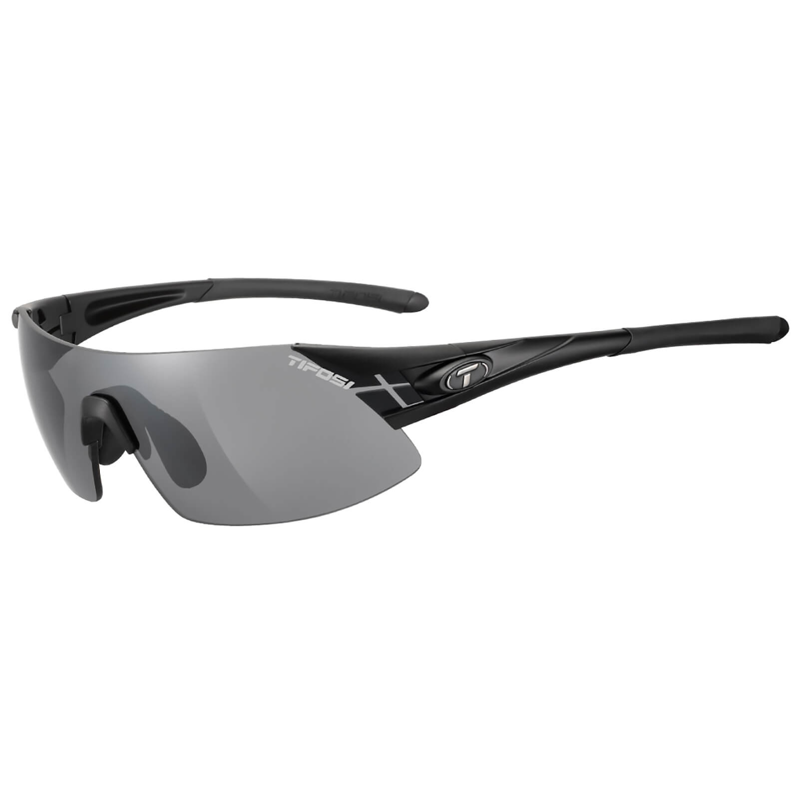 Tifosi Podium Interchangeable Sunglasses - Matte Black
