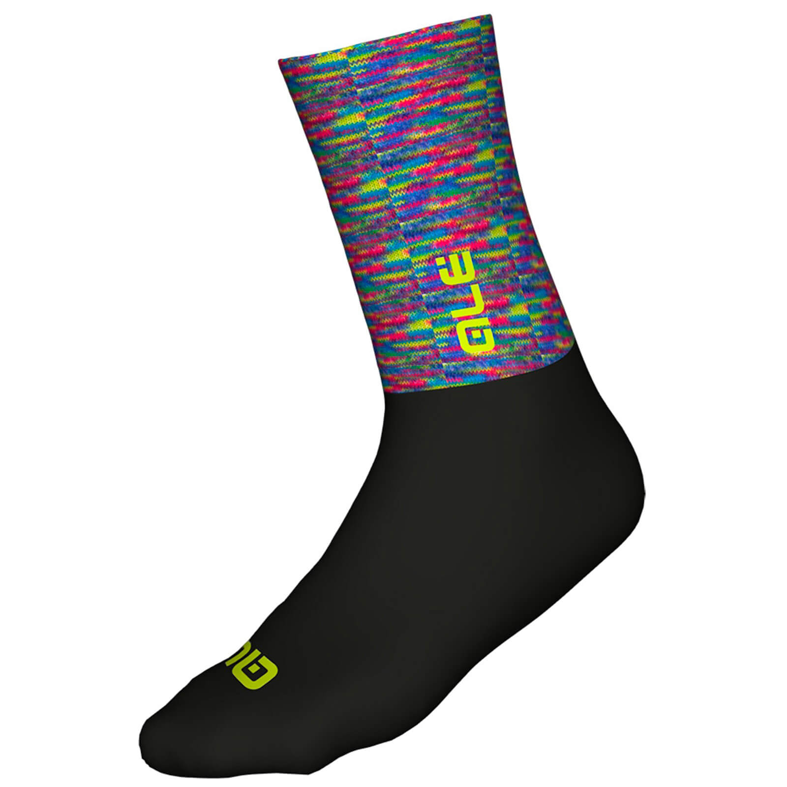Alé Merino Logo Winter Socks - Multi