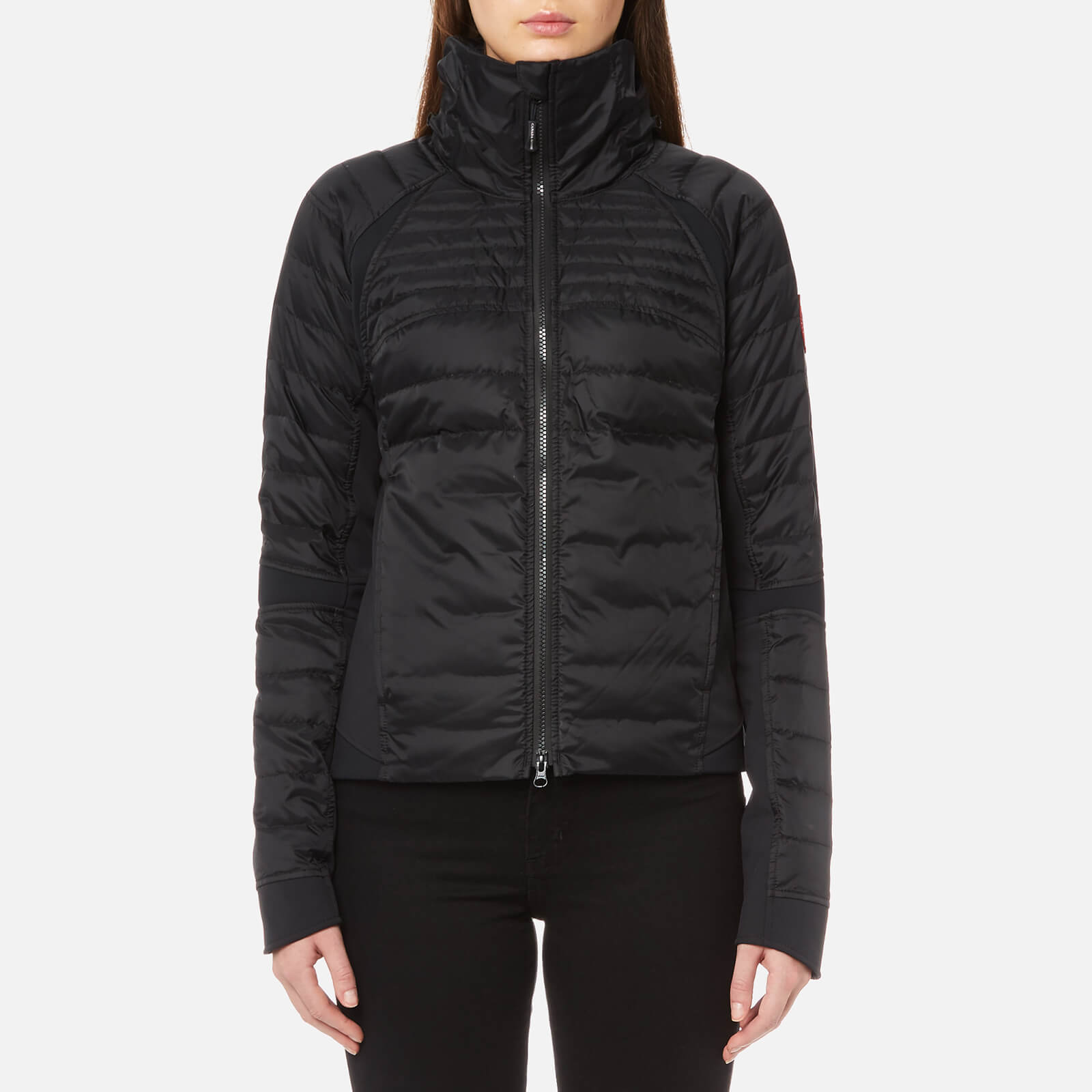 7173a9e495ef0 Canada Goose Women's Hybridge Perren Jacket - Black - Free UK Delivery over  £50