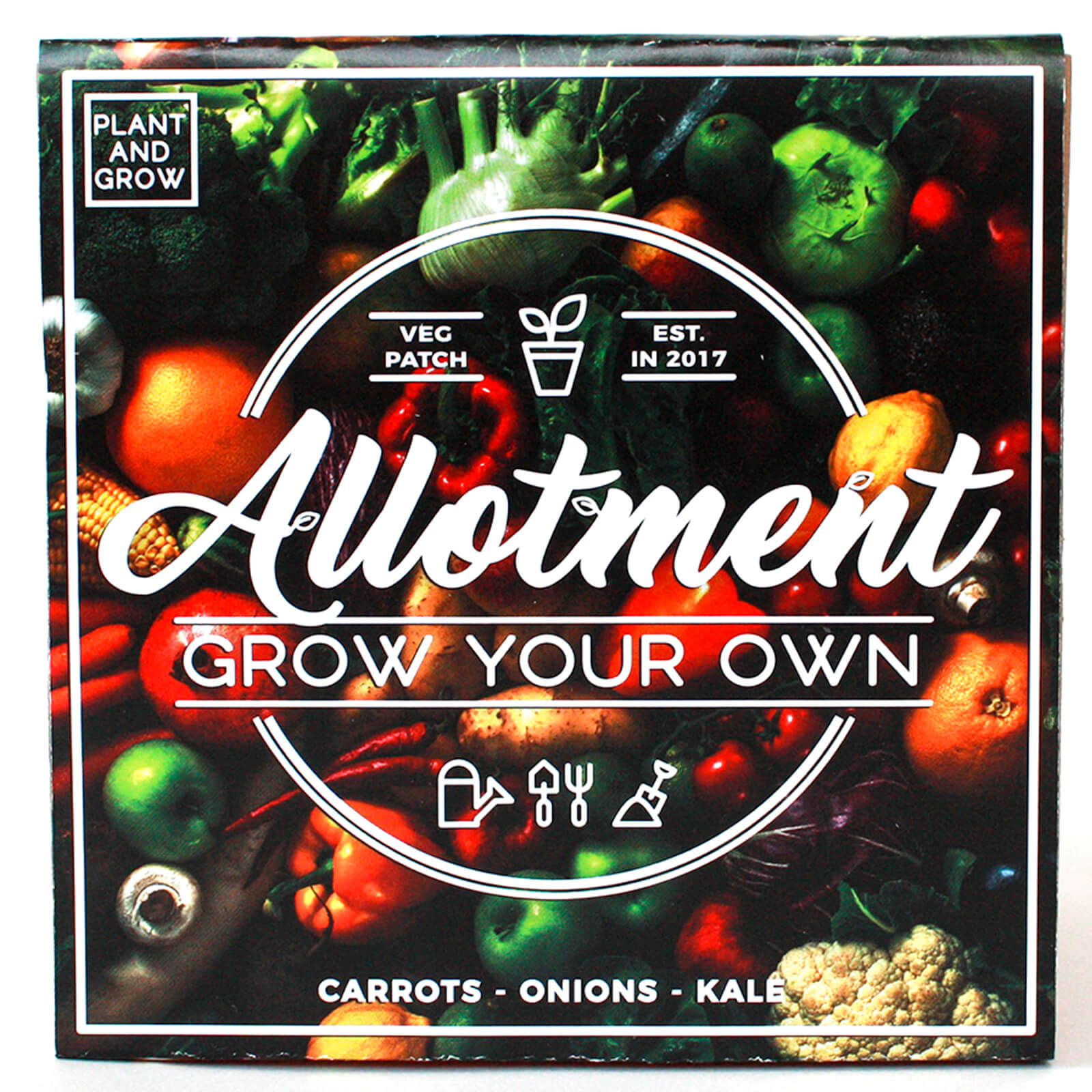Grown Your Own Allotment