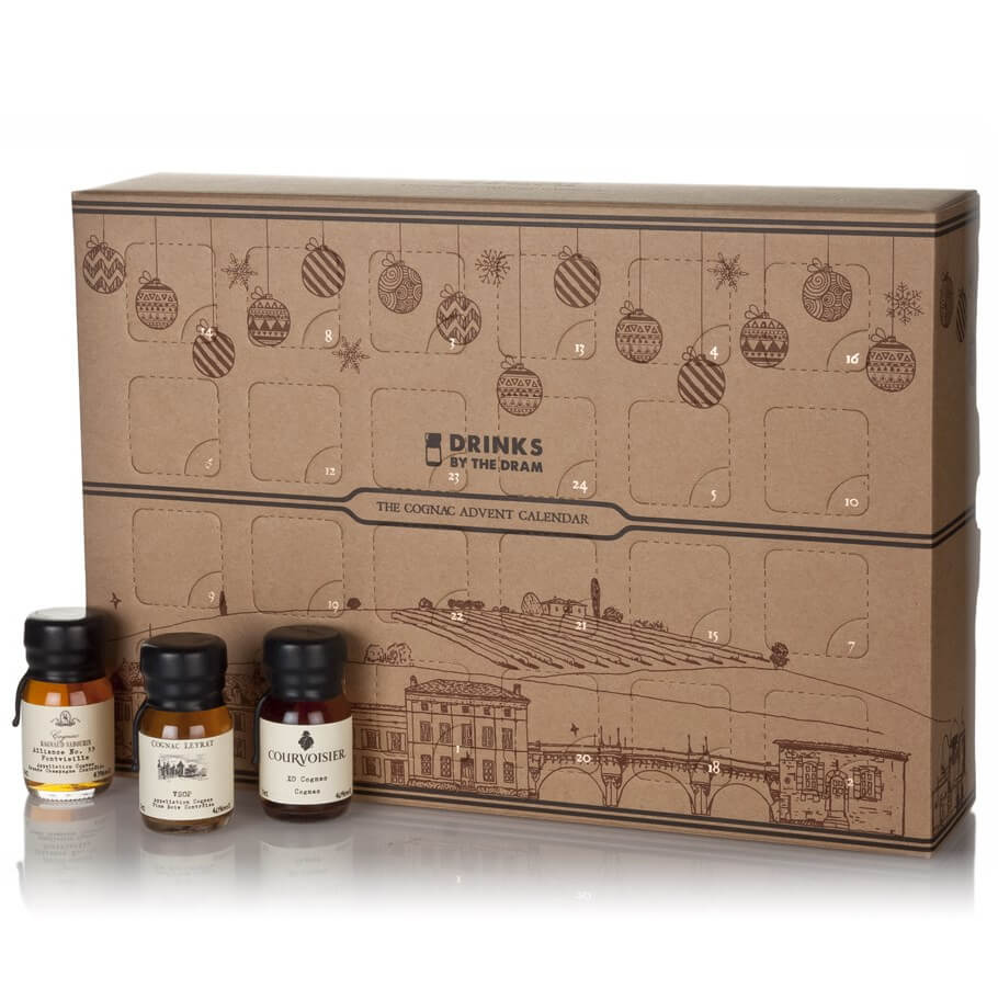 The Cognac Advent Calendar (2017 Edition)