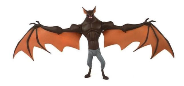 DC Collectibles Batman Man Bat Figurine