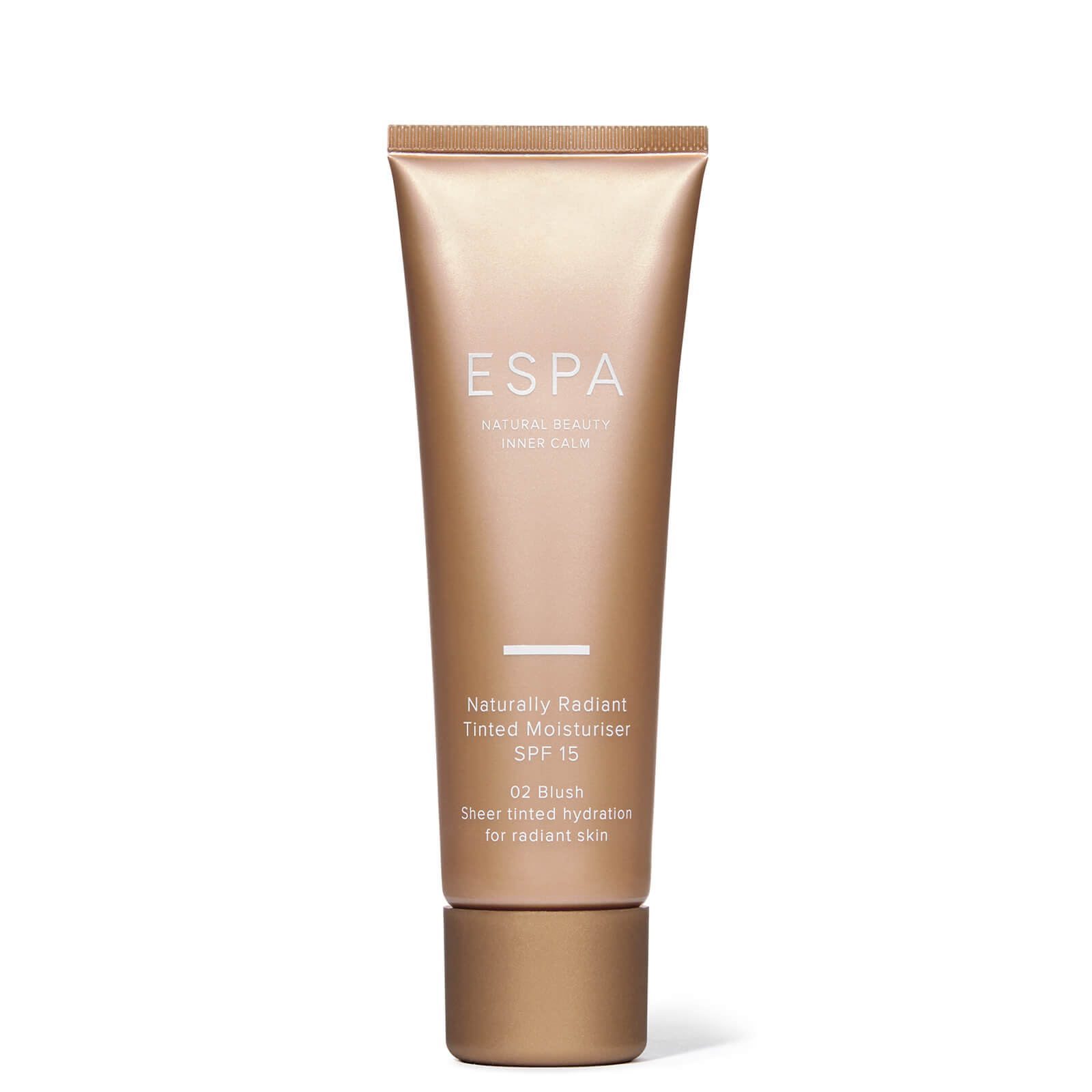 Naturally Radiant Tinted Moisturiser SPF 15 - BLUSH