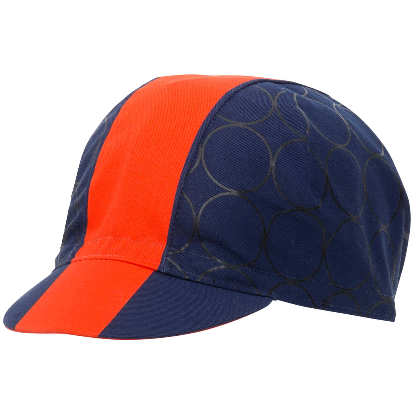 Santini Cotton Redux Design Cap - Orange