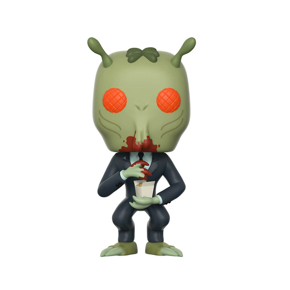 Rick and Morty Cornvelious Daniel Pop! Vinyl Figure