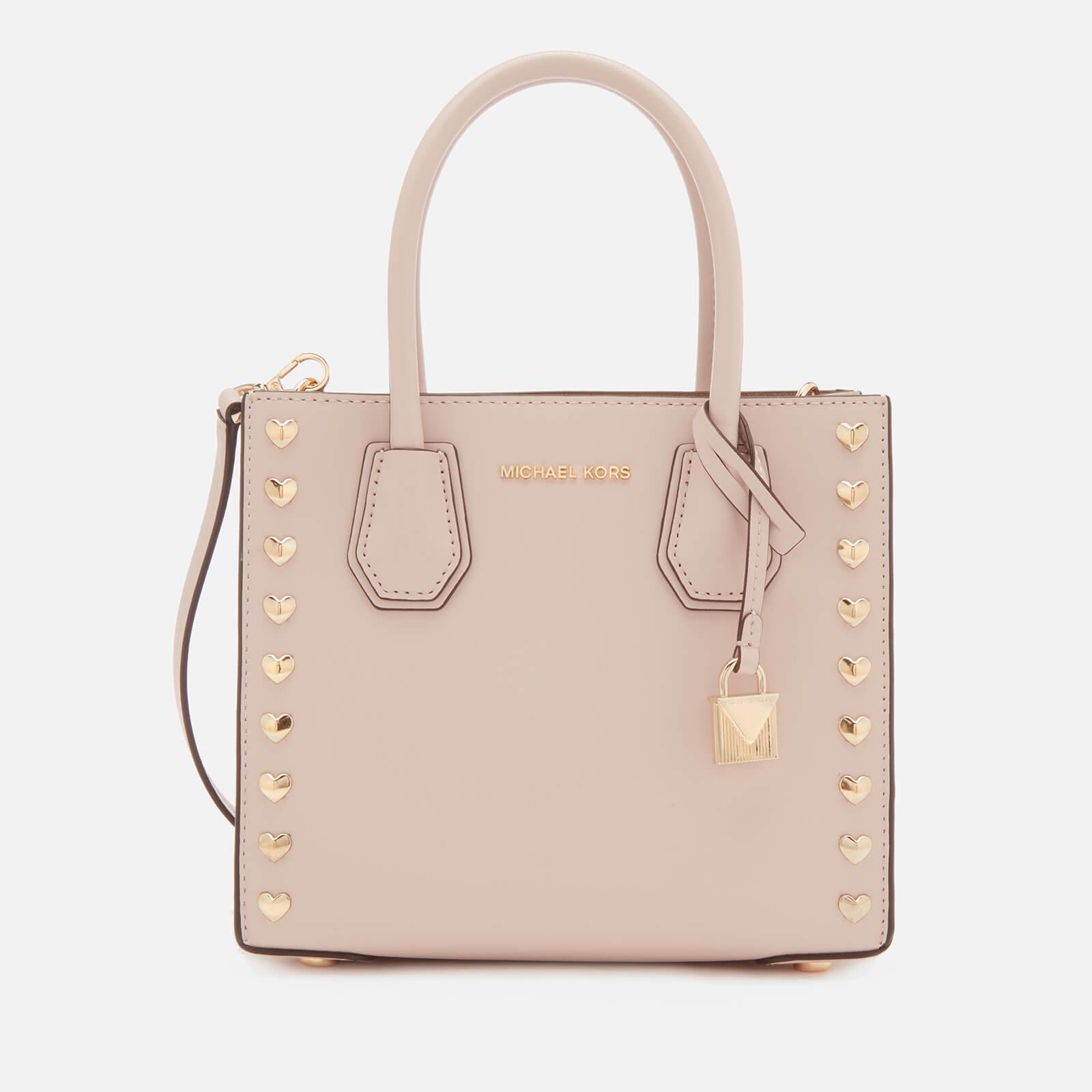 f1e2d0979642 MICHAEL MICHAEL KORS Women s Mercer Medium Messenger Bag - Soft Pink ...