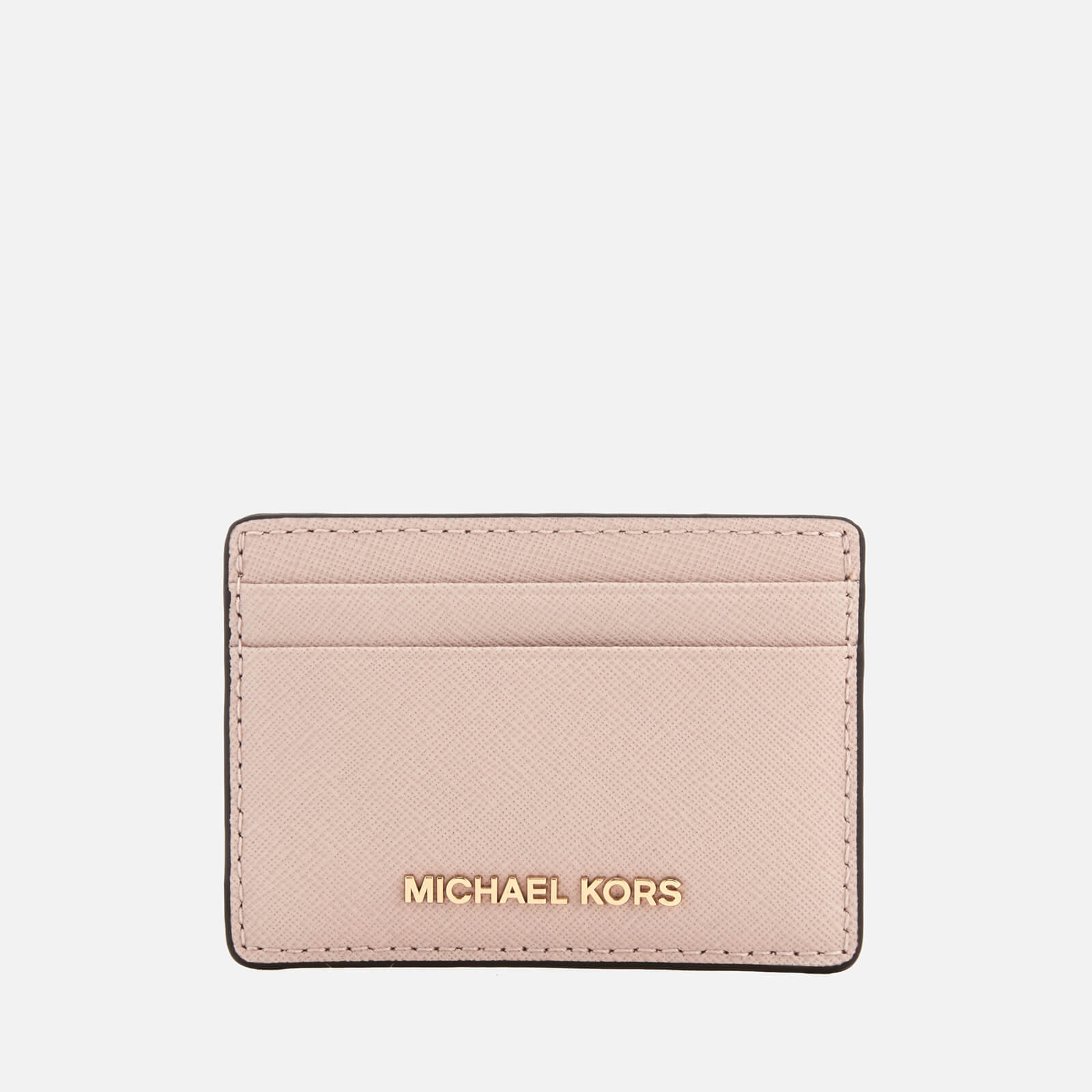 8fb031303514ca MICHAEL MICHAEL KORS Women's Money Pieces Card Holder - Soft Pink - Free UK  Delivery over £50