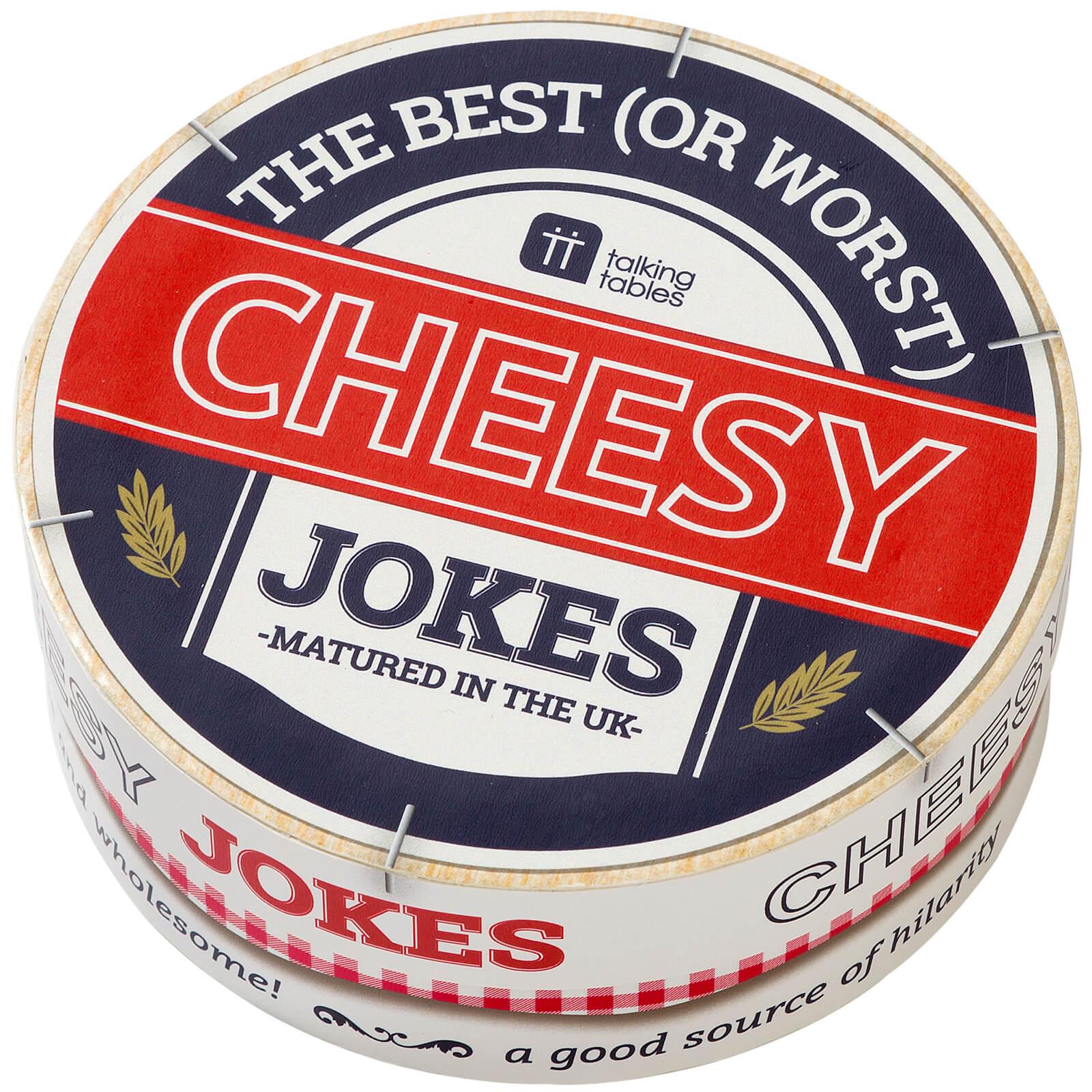 The Best (Or Worst) Cheesy Jokes