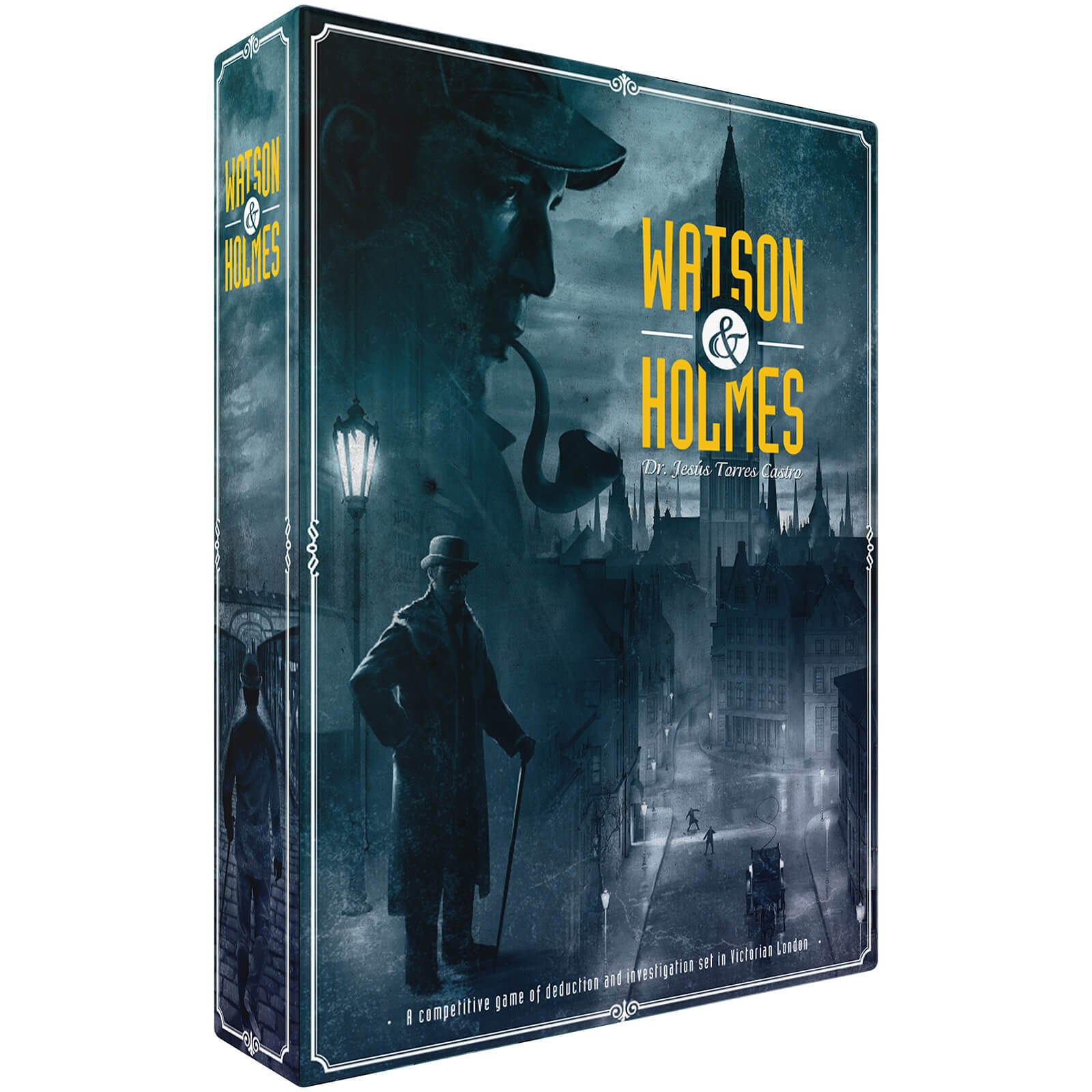 Watson and Holmes Game