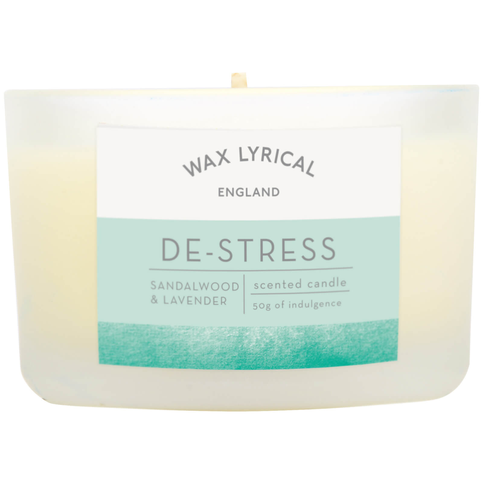 Wax Lyrical Equilibrium Destress Travel Candle