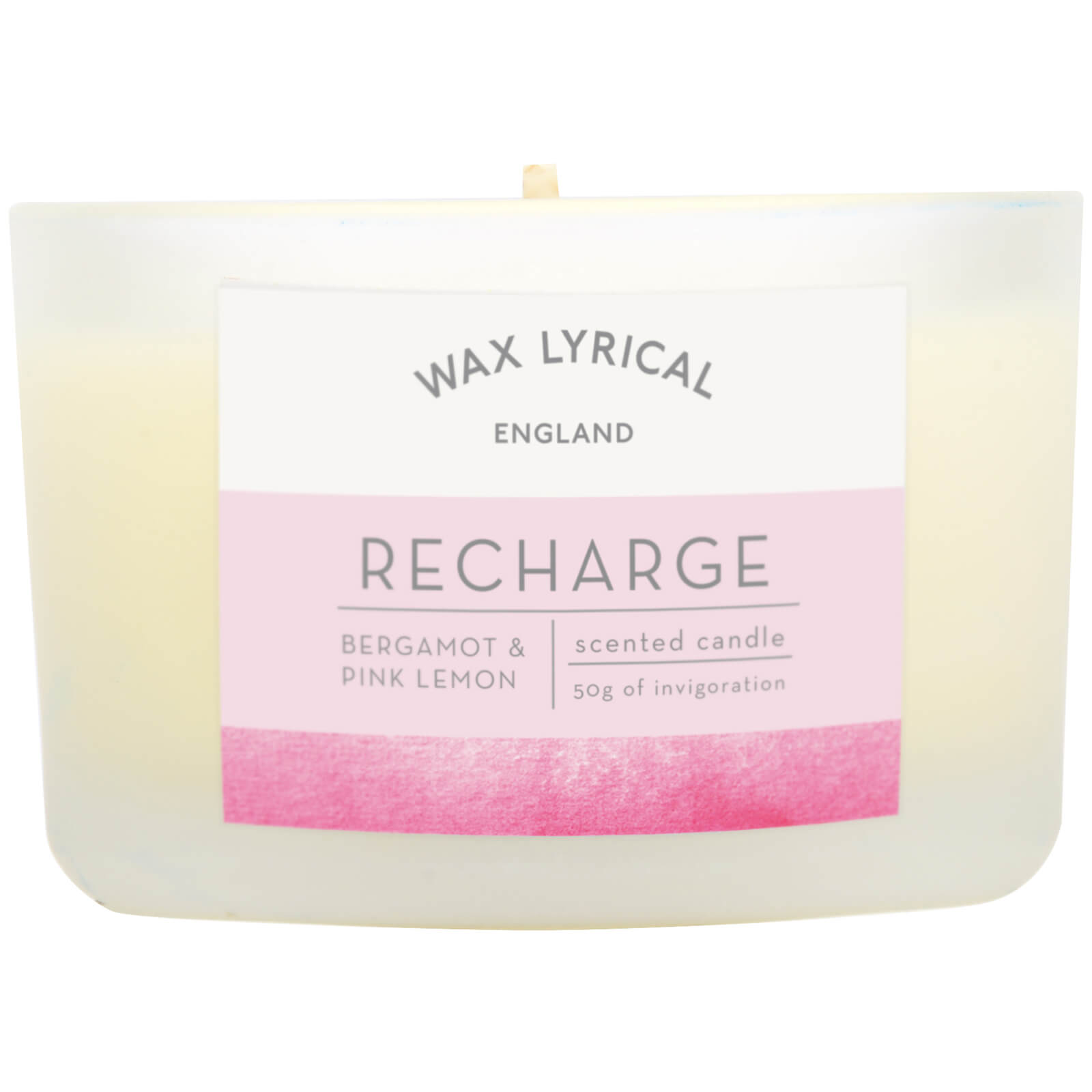 Wax Lyrical Equilibrium Recharge Travel Candle
