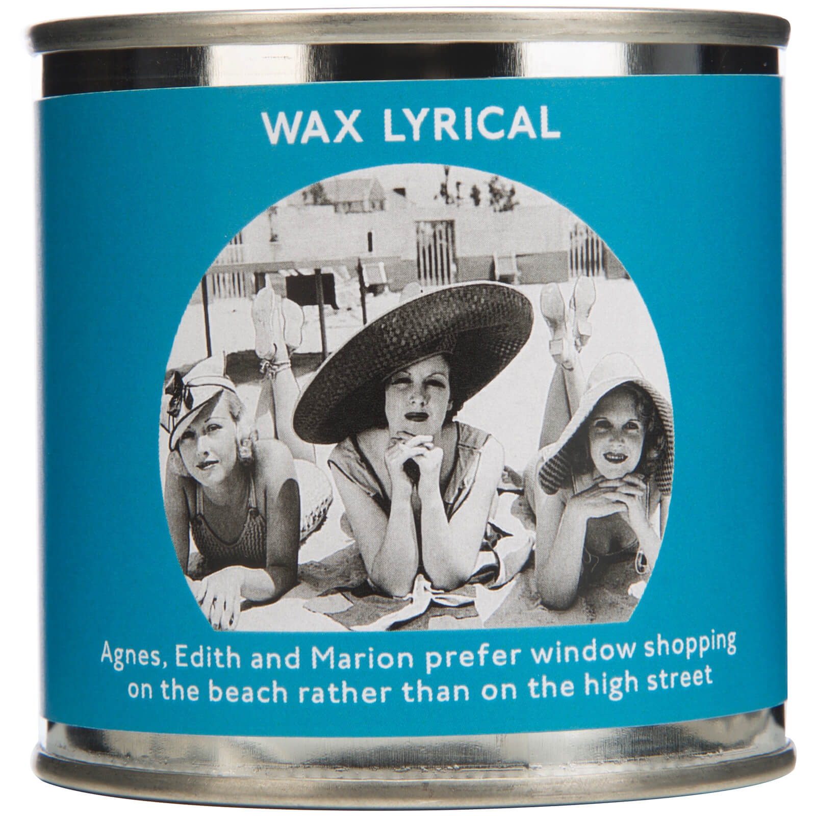 Wax Lyrical Enter-tin-ment Shopping Trip Wax Filled Candle