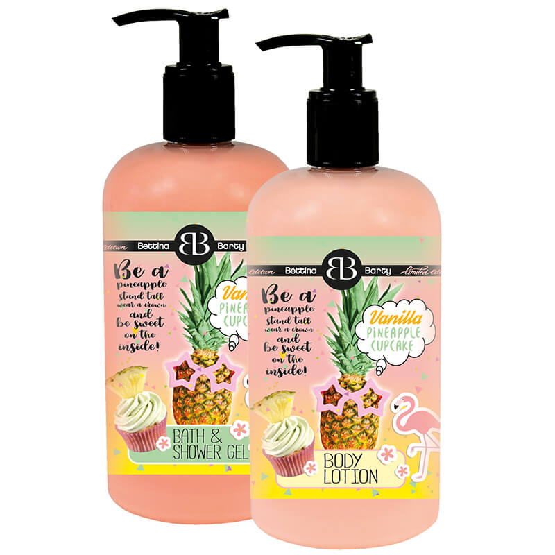 BB by Bettina Barty Bath & Shower Gel / Body Lotion