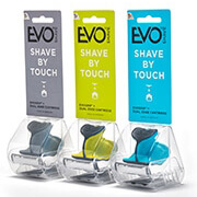 EvoShave Shave by Touch