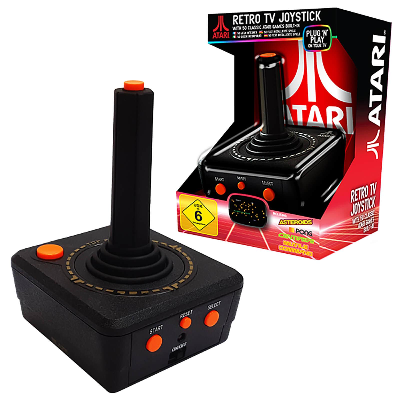 BLAZE Atari 'Retro' TV Plug and Play Joystick