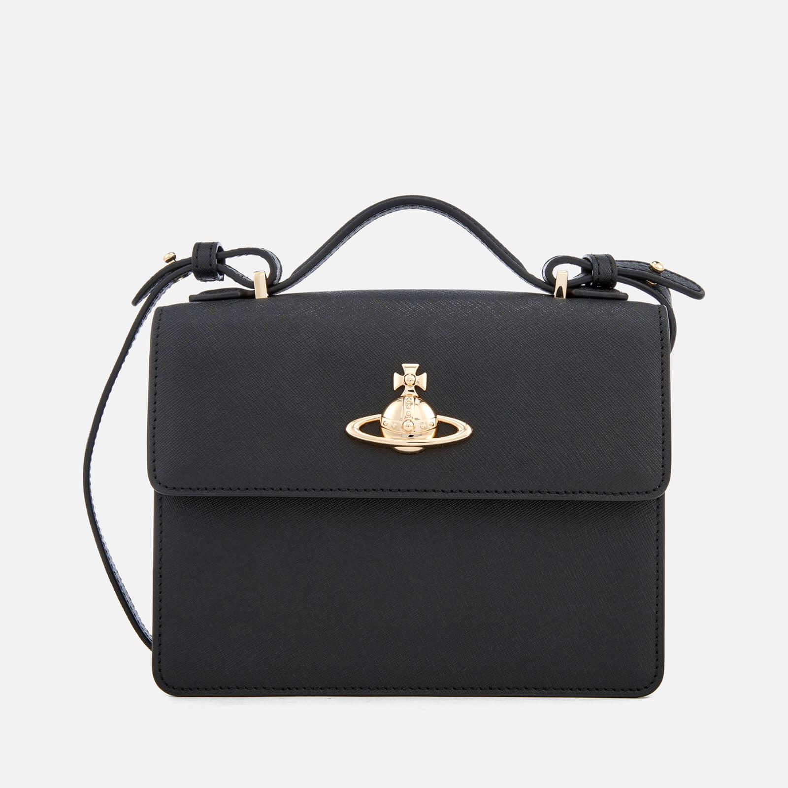 4d295a5e7f91 Vivienne Westwood Women's Pimlico Shoulder Bag - Black