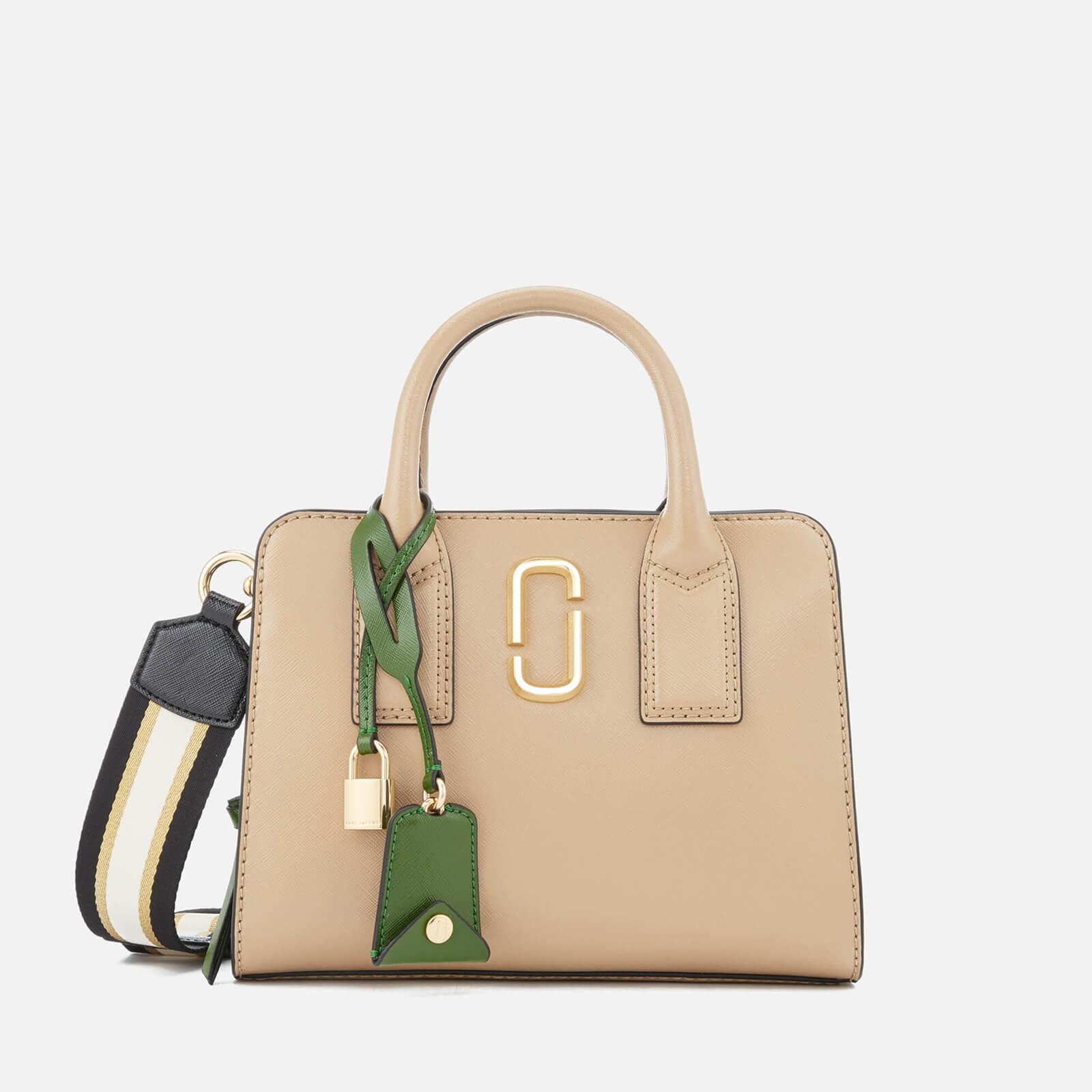 a92bcf7ada09 Marc Jacobs Women s Little Big Shot Tote Bag - Sandcastle Multi - Free UK  Delivery over £50
