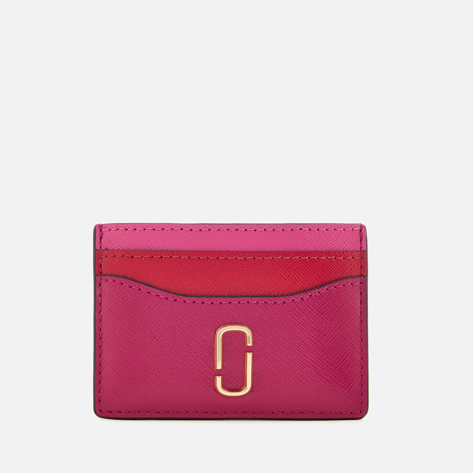 741808a12 Marc Jacobs Women's Card Case - Hibiscus Multi - Free UK Delivery over £50