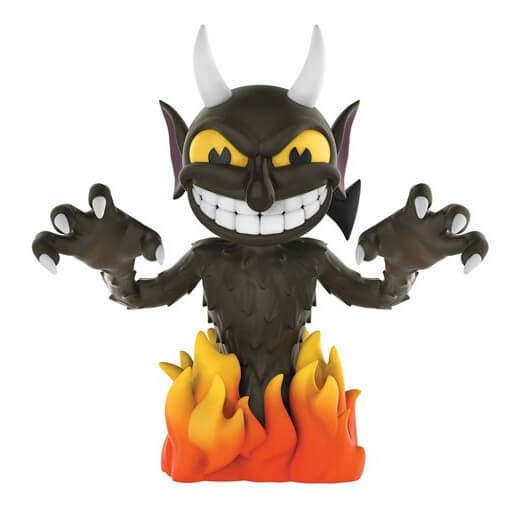 Cuphead The Devil 6-inch Vinyl Figure