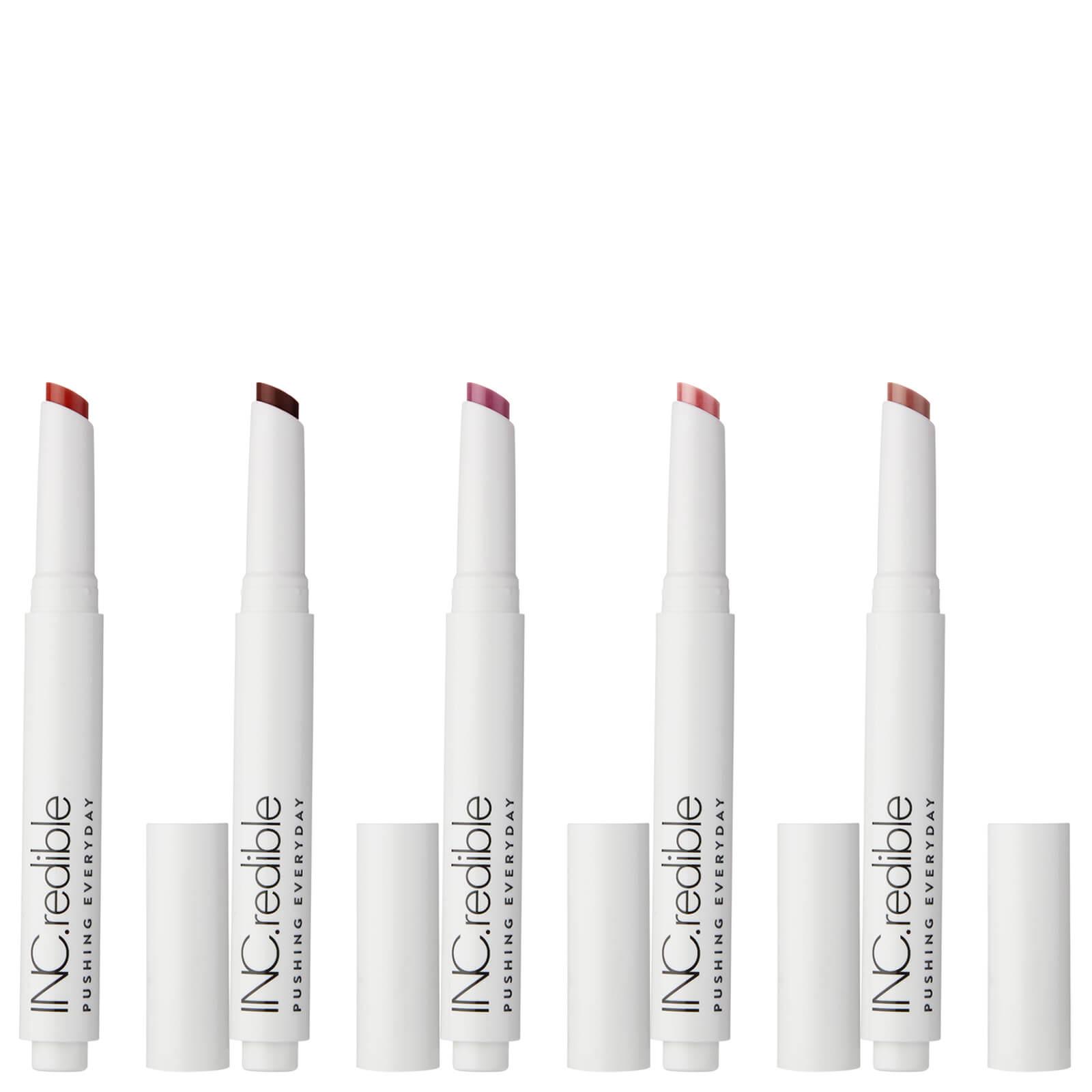 Inc Redible Pushing Everyday Semi Matte Lip Click Various Shades Lookfantastic