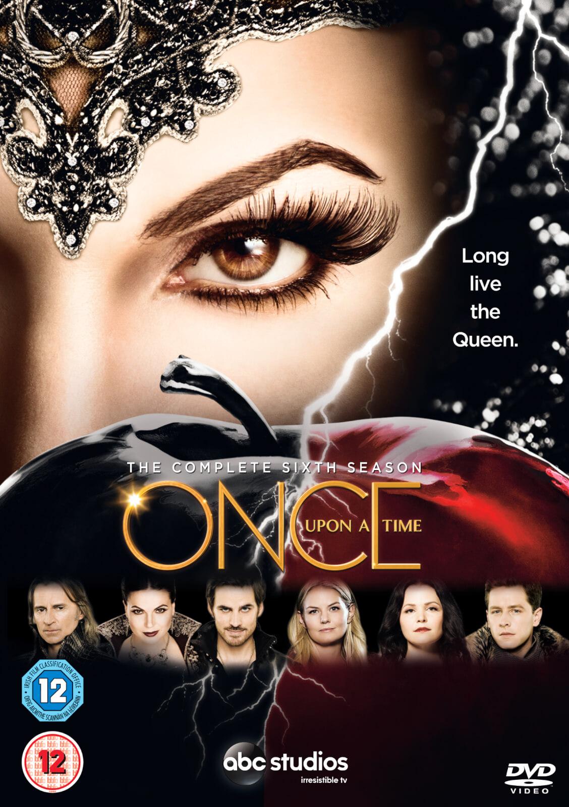 Once Upon A Time - Season 6 DVD | Zavvi