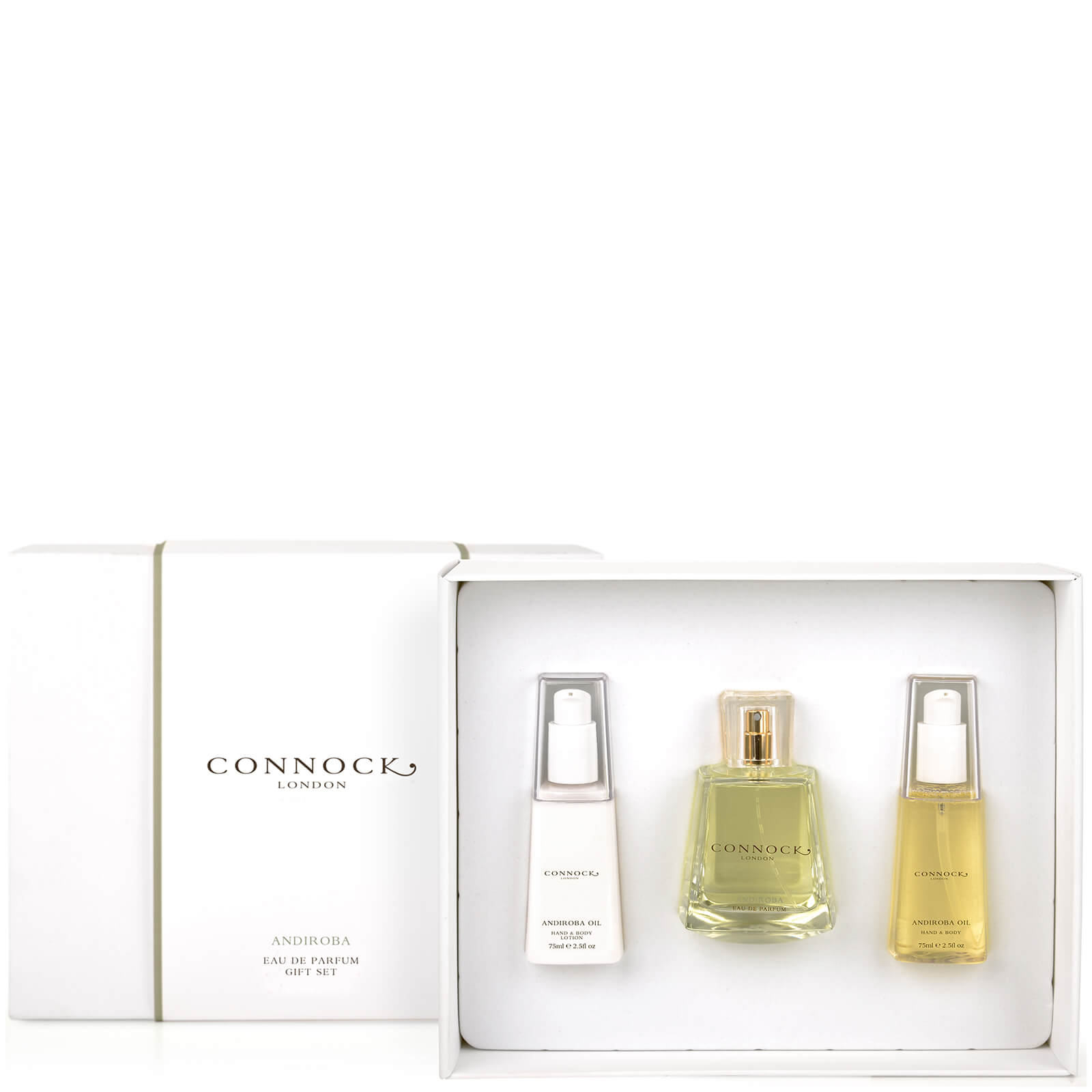 Connock London Andiroba Eau De Parfum Gift Set Free Shipping