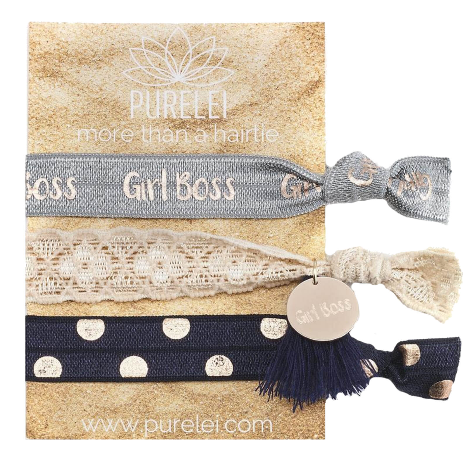 PURELEI Armband Love Girl Bracelet