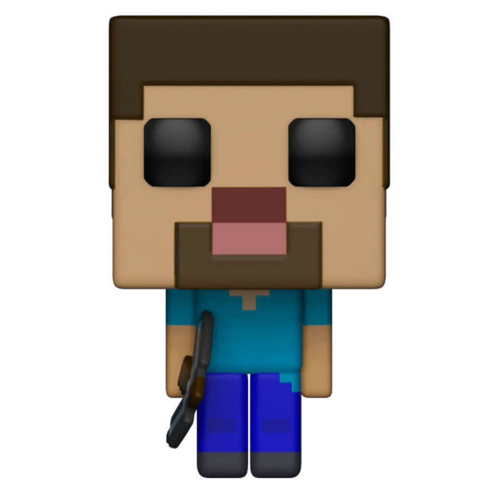 Minecraft Steve Pop! Vinyl Figure
