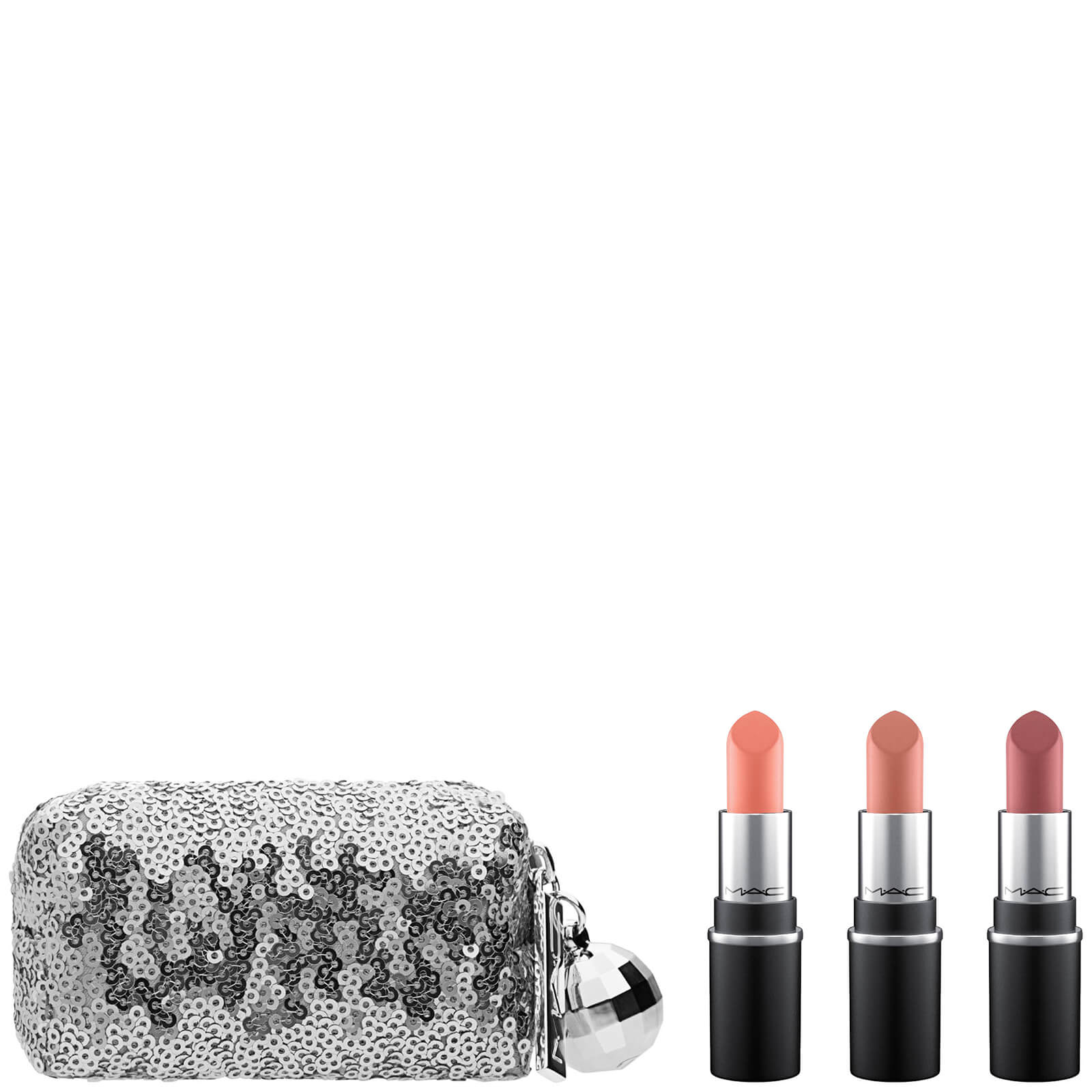 MAC Snow Ball Mini Lipsticks Kit Cool