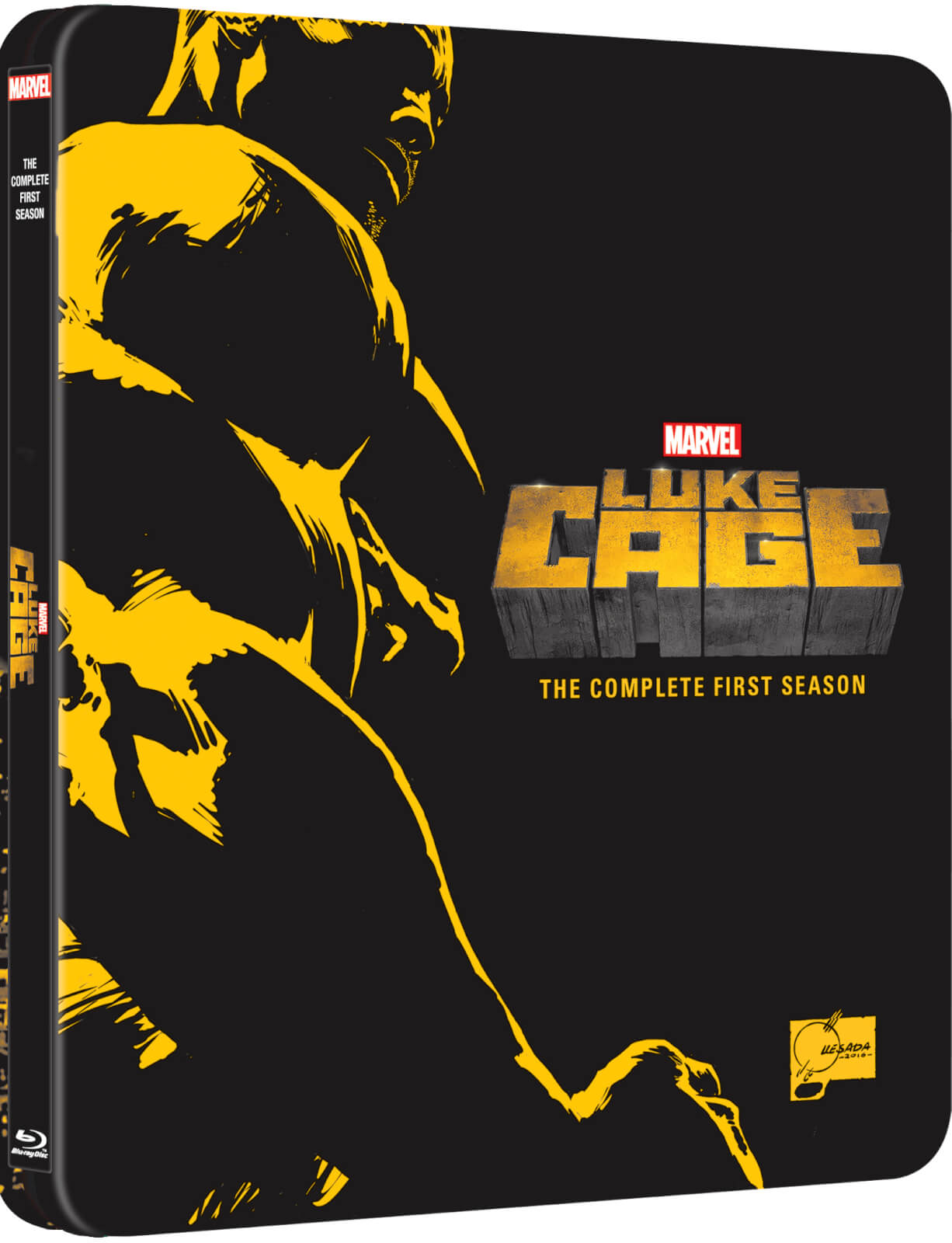 Marvel Luke Cage - Season 1: Zavvi Exclusive Limited Edition Steelbook
