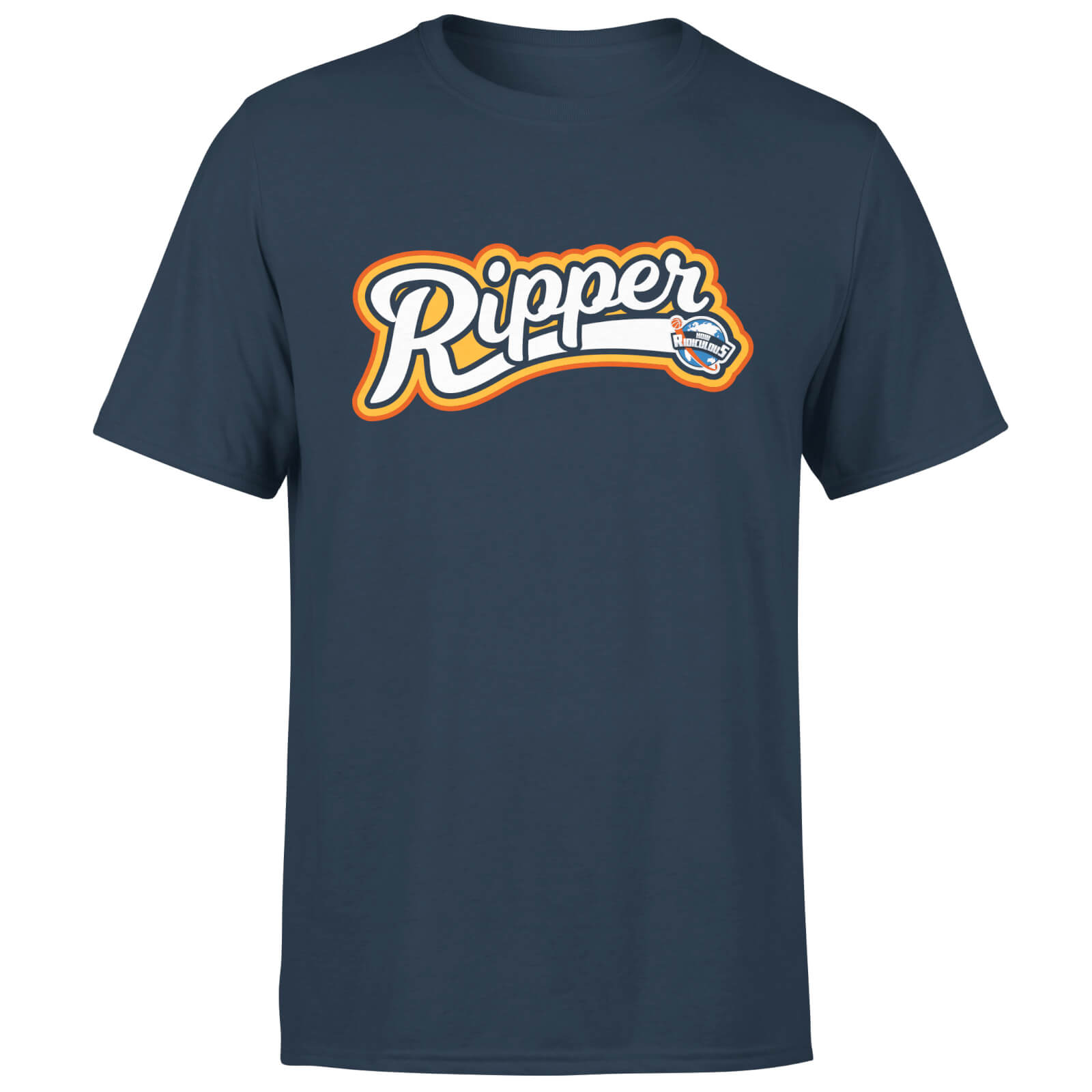 How Ridiculous Ripper T-Shirt - Navy