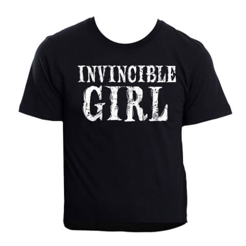 Invincible Girl Men