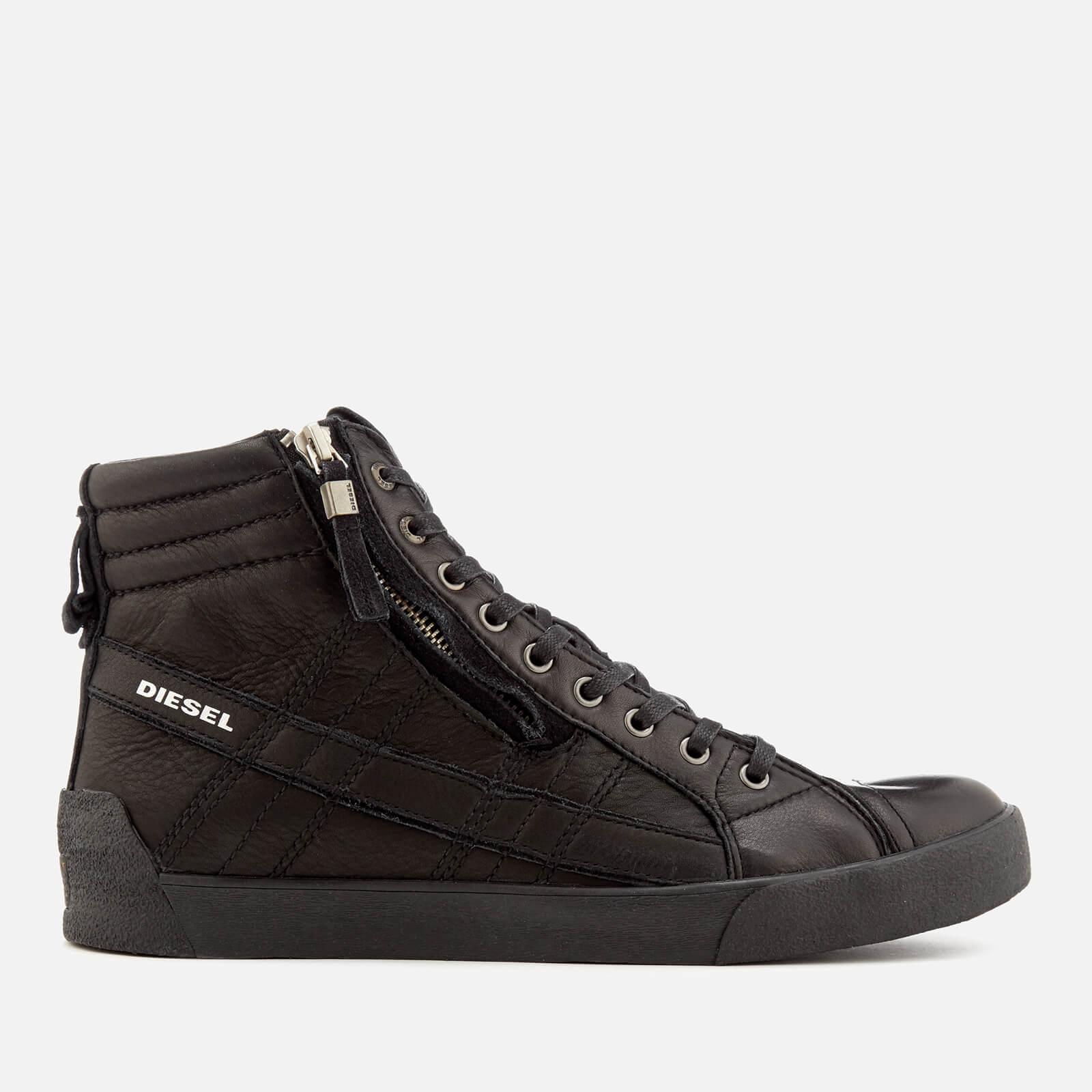 Trainers - Black Mens Footwear   TheHut