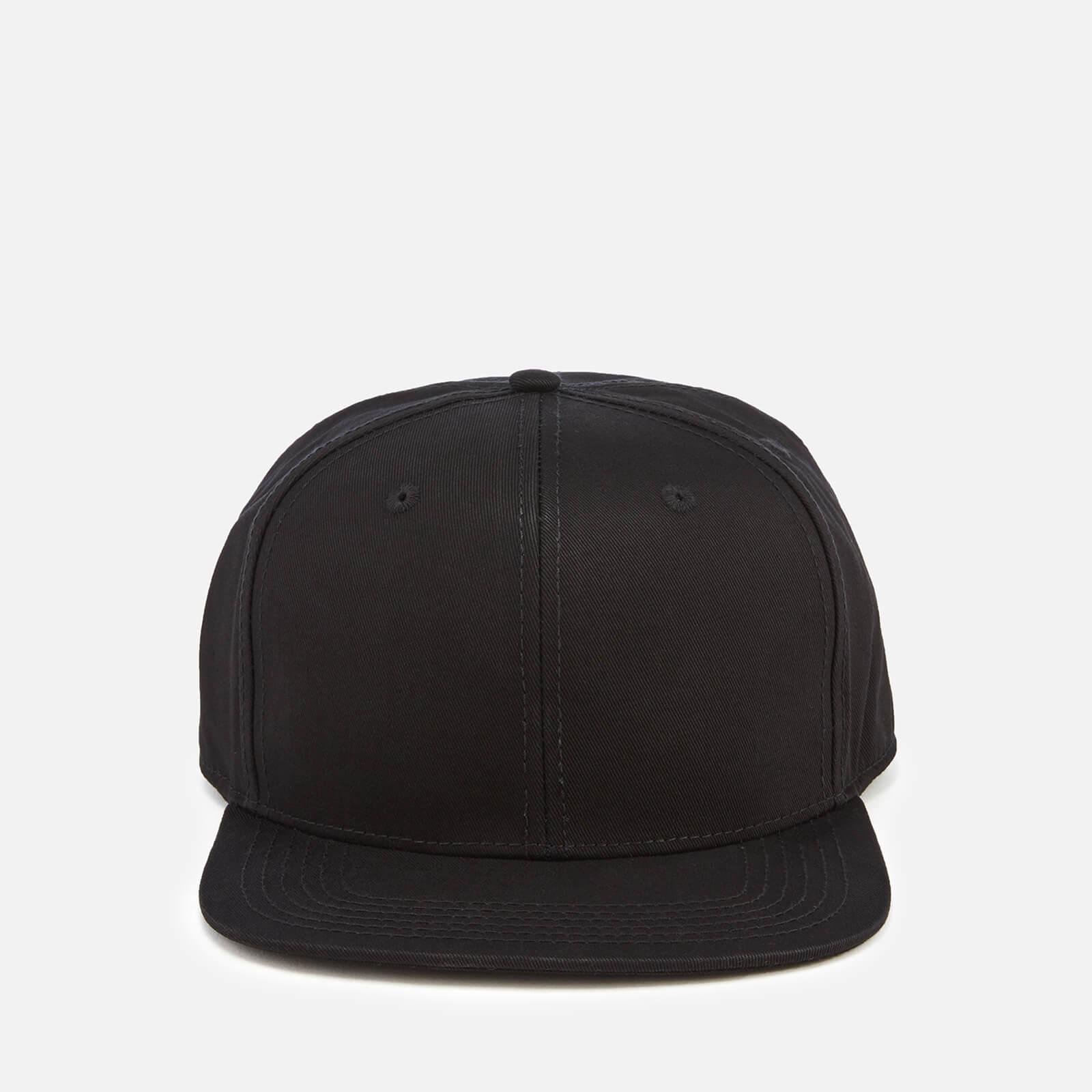 ab1220e15 Jack & Jones Men's Classic Snapback Cap - Black Clothing | Zavvi