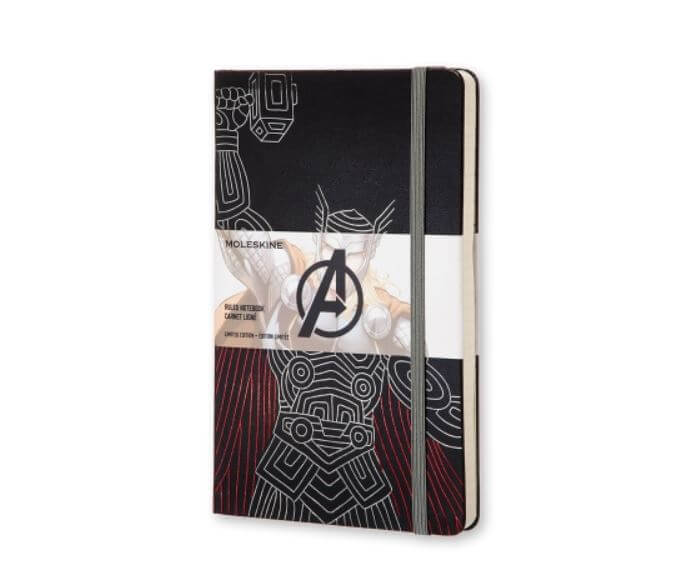Moleskine - Thor Limited Edition Large Ruled Notebook