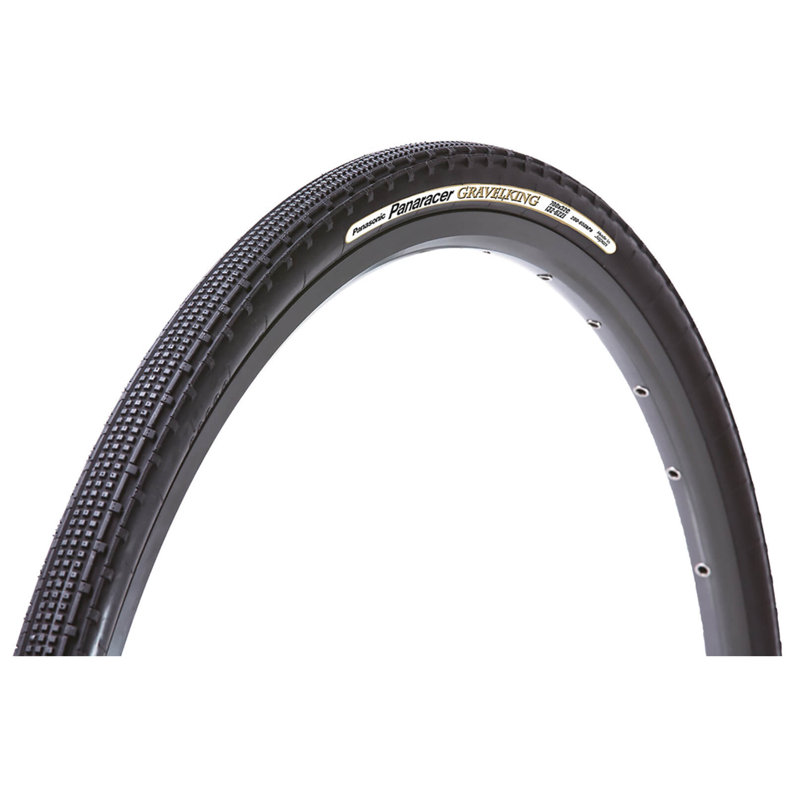 Panaracer Gravel King SK Tubeless Compatible Clincher Tyre