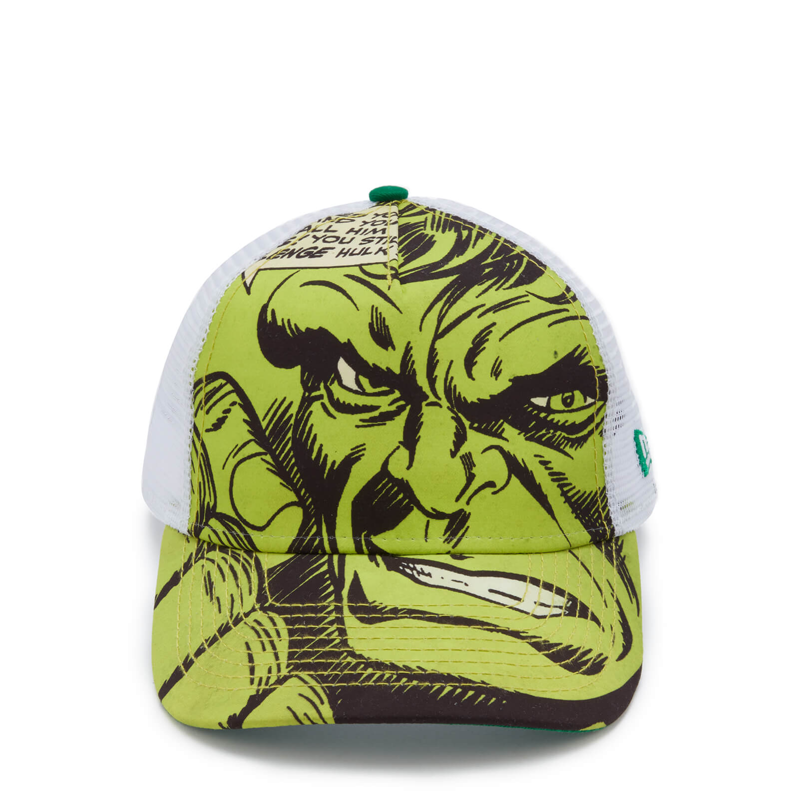 1923a5cf62c New Era The Hulk Trucker Hat Merchandise