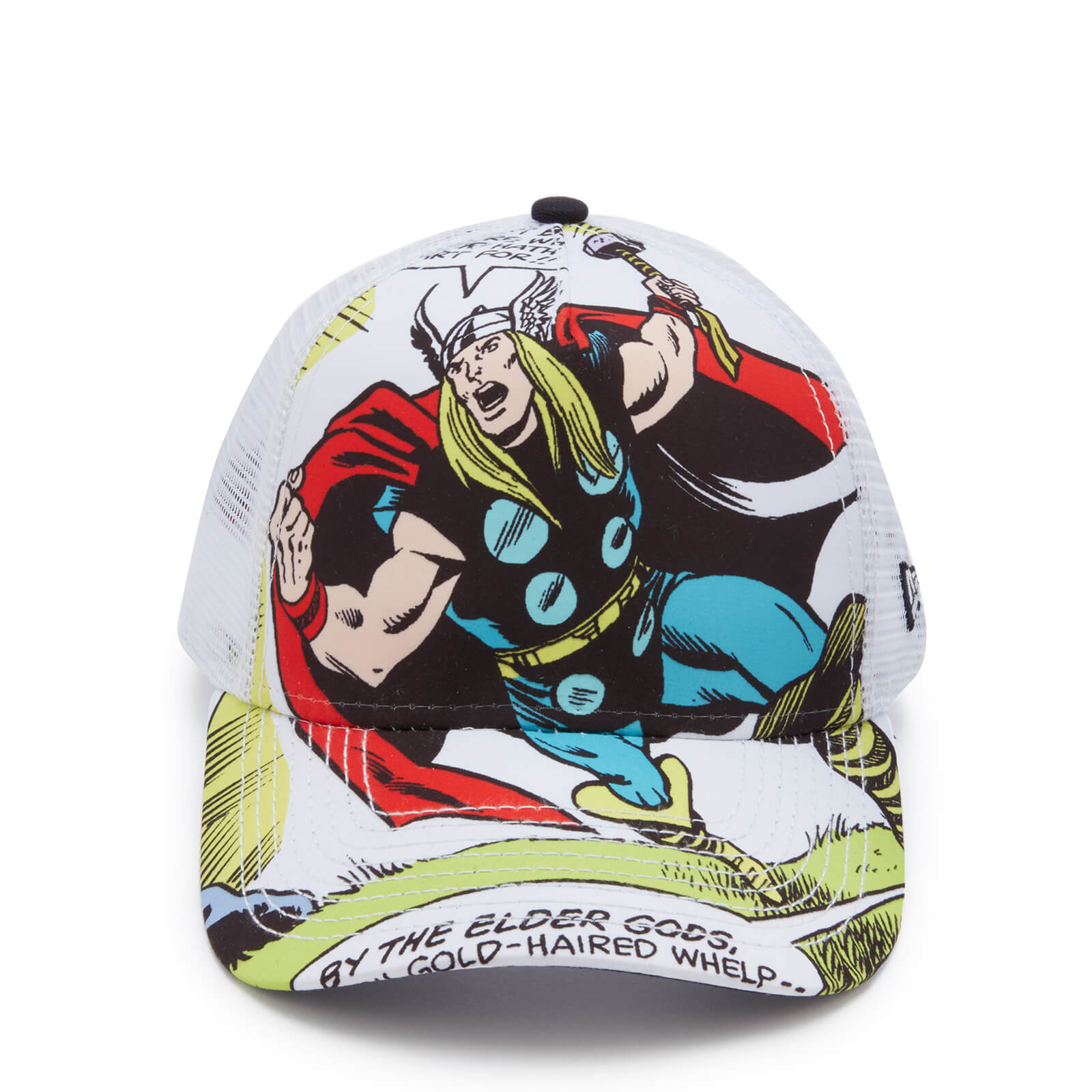 6abb6552dc1 New Era Thor Trucker Hat Merchandise