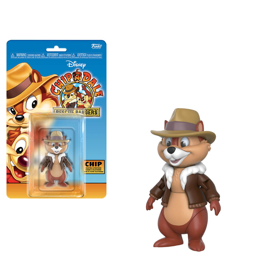 Disney Afternoon - Chip Action Figure