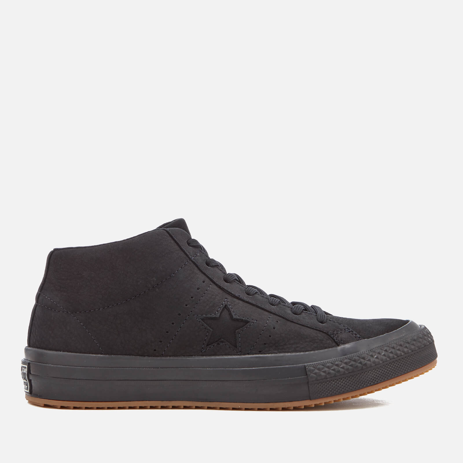 109111304e0ad4 Converse Men s One Star Mid Counter Climate Mid Trainers -  Black Black Black - Free UK Delivery over £50