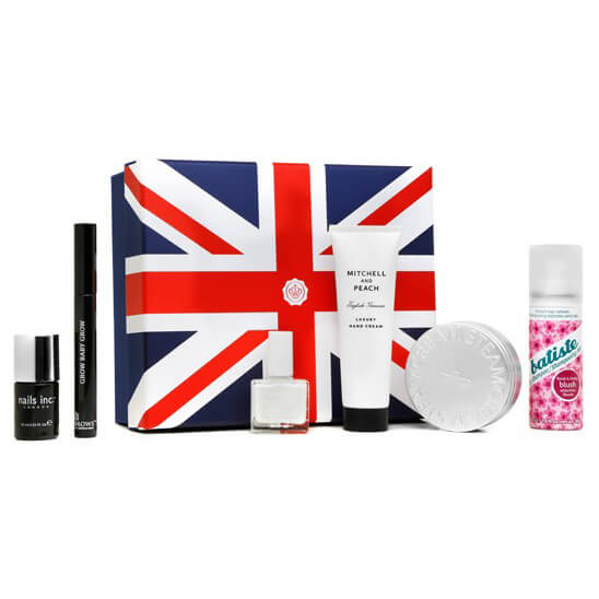 GLOSSYBOX Best of Britain