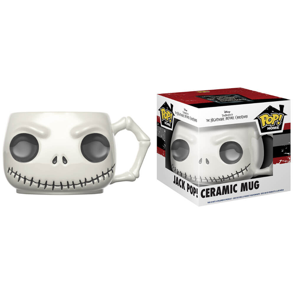 The Nightmare Before Christmas Jack Pop! Home Mug