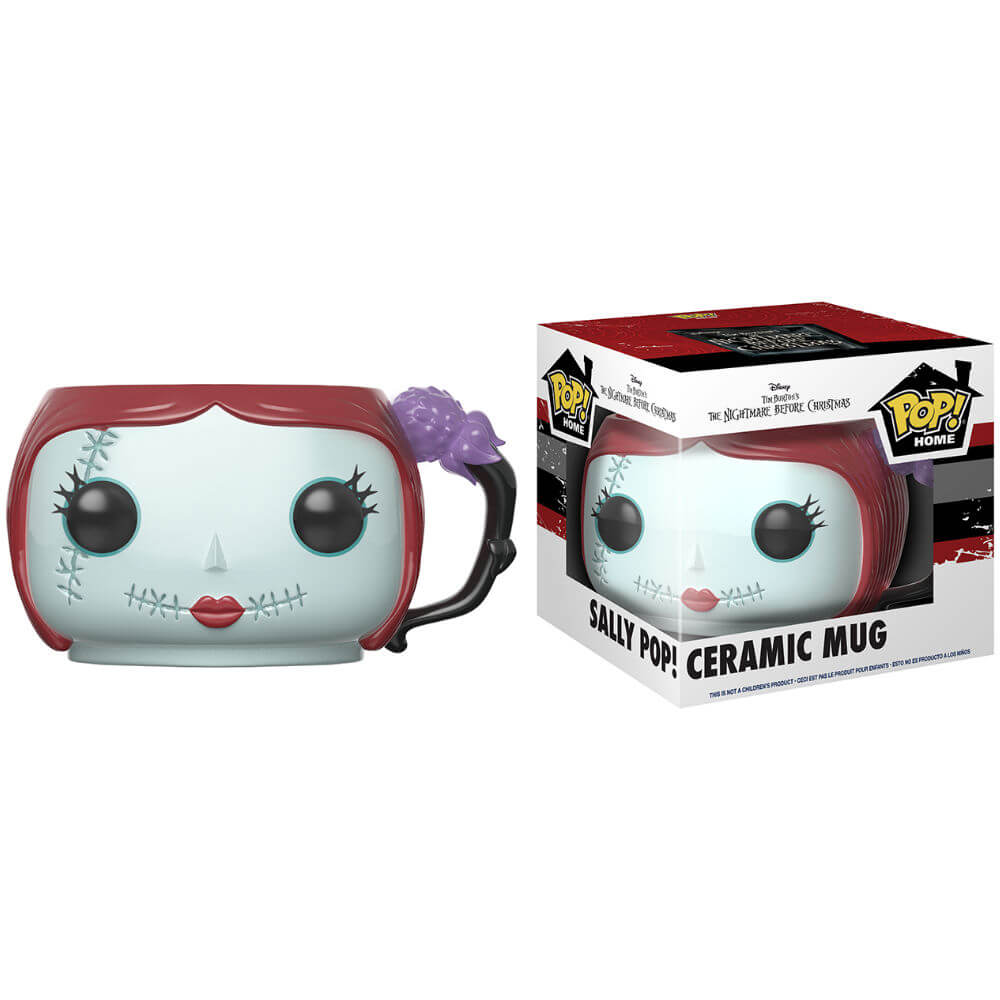 The Nightmare Before Christmas Sally Pop! Home Mug