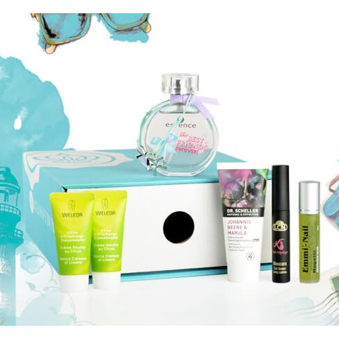 GLOSSYBOX Young Beauty August 2014