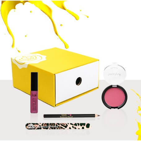 GLOSSYBOX Young Beauty April 2014