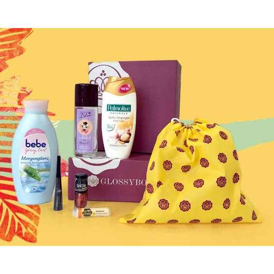 GLOSSYBOX Young Beauty Oktober 2014
