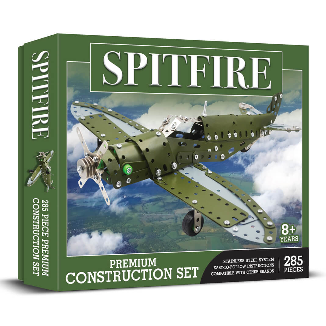 Spitfire Premium Construction Set